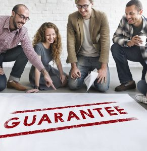 What's a guarantee worth, anyways?