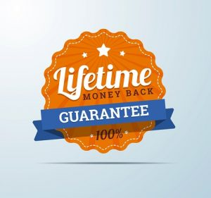 Give Your Dollars a Lifetime Guarantee