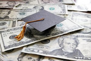 financial mistake college